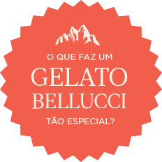 O que faz um gelato Bellucci tão especial?
