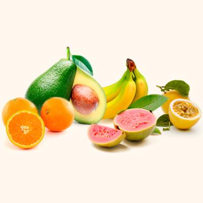 Frutas fazenda do Tiangua